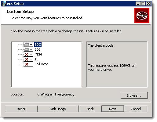 scaleio_default_install